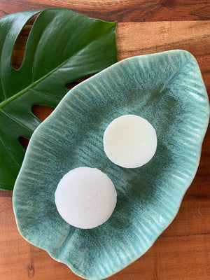 shampoo + conditioner bar set