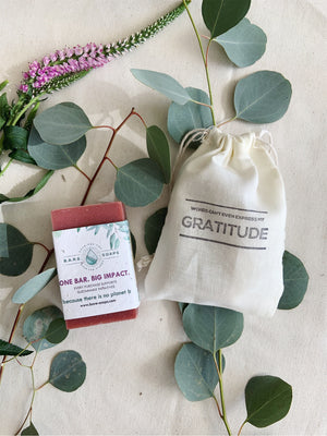 feel good bag set: gratitude