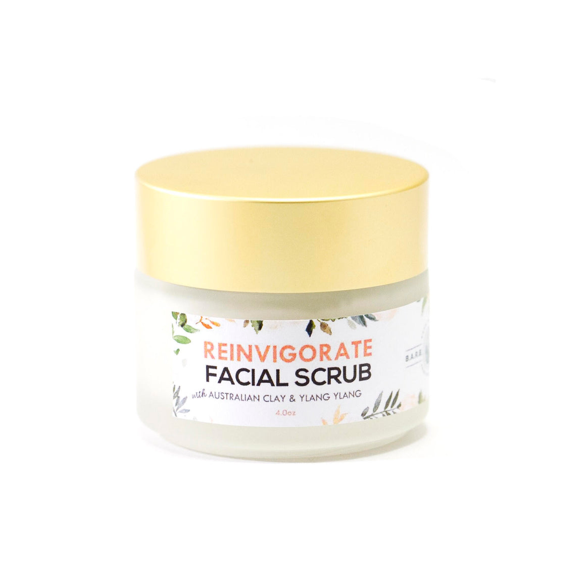 reinvigorate facial clay scrub (seconds sale)