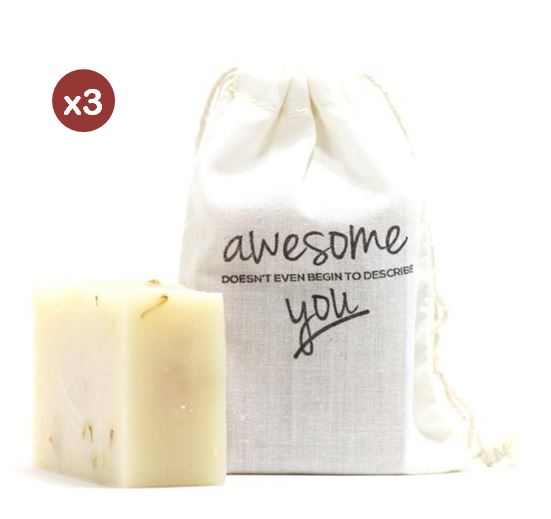 pick 3: awesome + soap