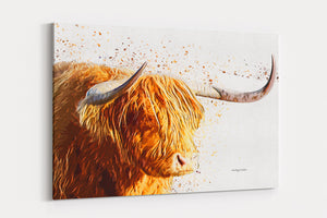 Islay A4 Canvas Print