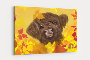 A2 Canvas Marmalade Autumn