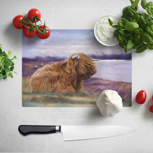 Skye Glass Chopping Board