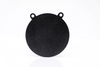 "AR500 8 Inch Gong Target (3/8"" Thick) - BIG"