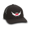 Yankee Thunder Logo Mesh Back and Adjustable Baseball Hat