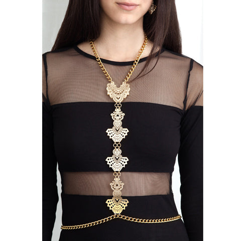 Empress Body Chain