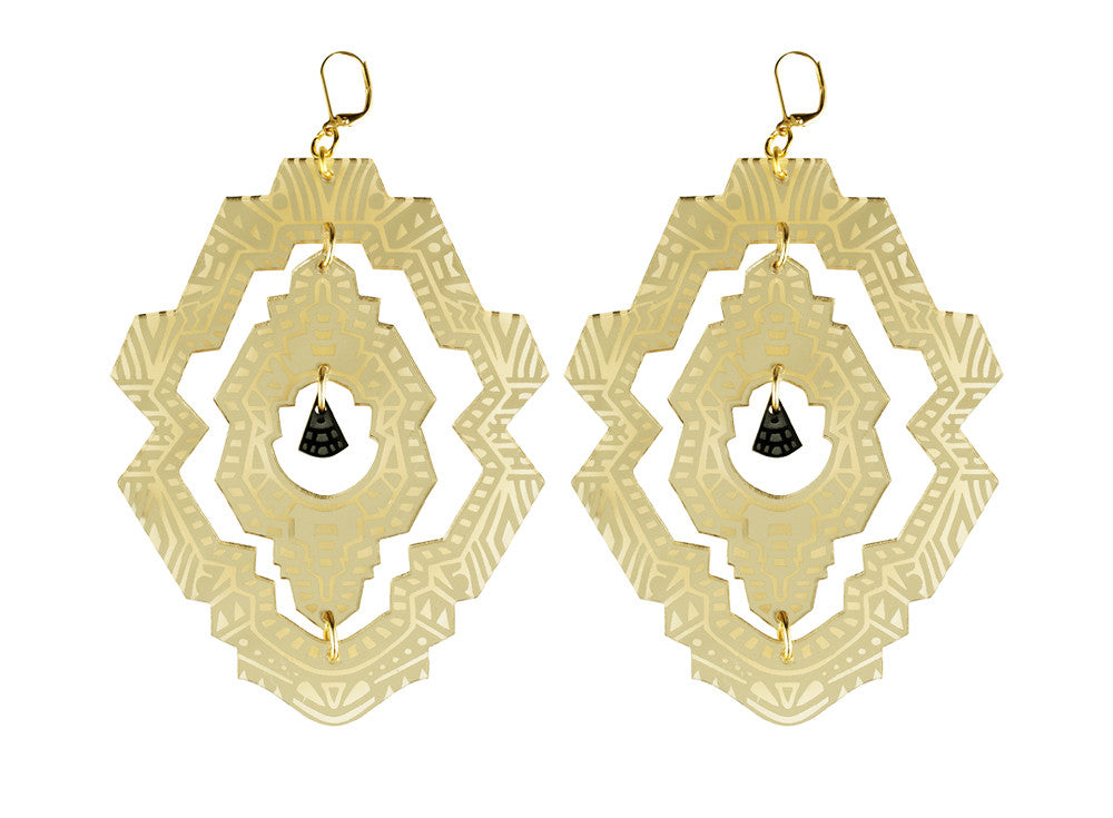Nibbana Earrings