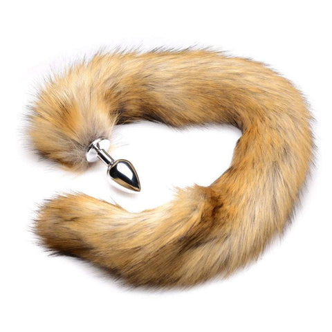 Tailz Extra Long Mink Tail Butt Plug