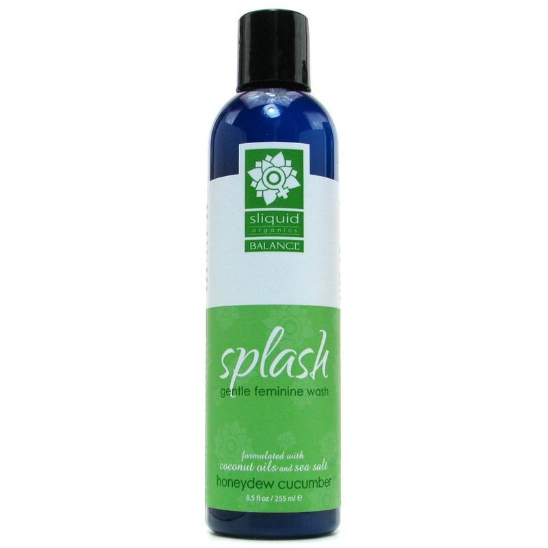 Sliquid Organics Splash Natural Feminine Wash