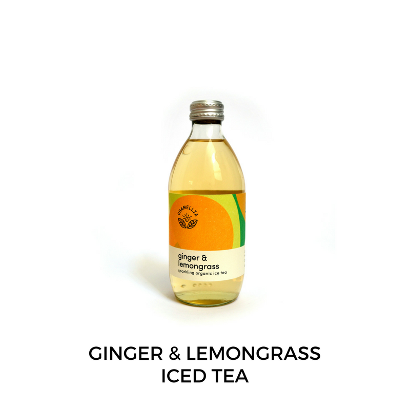 Ginger & Lemongrass Iced Tea