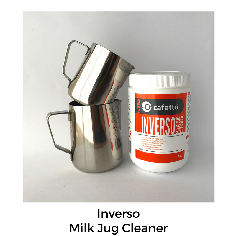 Inverso Milk Jug and Crocker Cleaner 750g