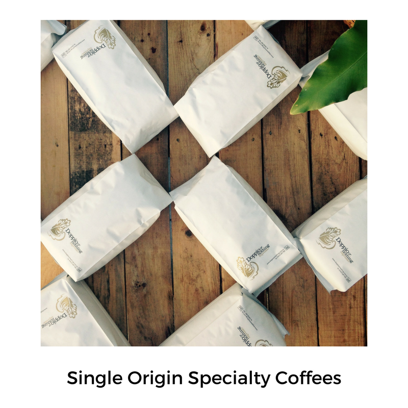 SINGLE ORIGIN SPECIALTY COFFEES