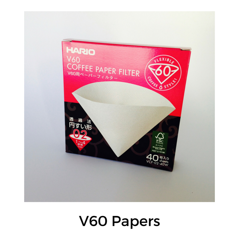 buy hario filter papers v60