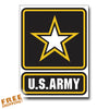 "ARMY 4"" Vinyl Sticker"