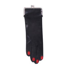 Glove Coin Purse (Noir)