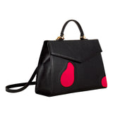 Welcomecompanions Classic Handbag in black