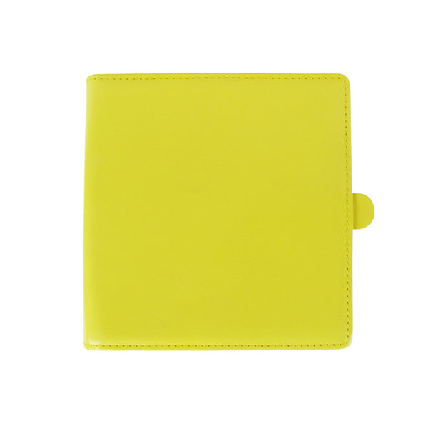 Welcomecompanions Butter Yellow Clutch and Wallet