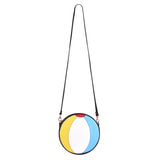 Welcomecompanions Button-Beach Ball Cross Body Bag