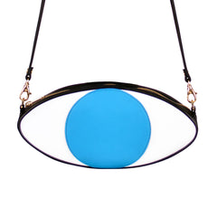 Eye-Football Cross Body