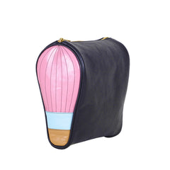 Hot Air Balloon-Light Bulb Clutch-Wristlet