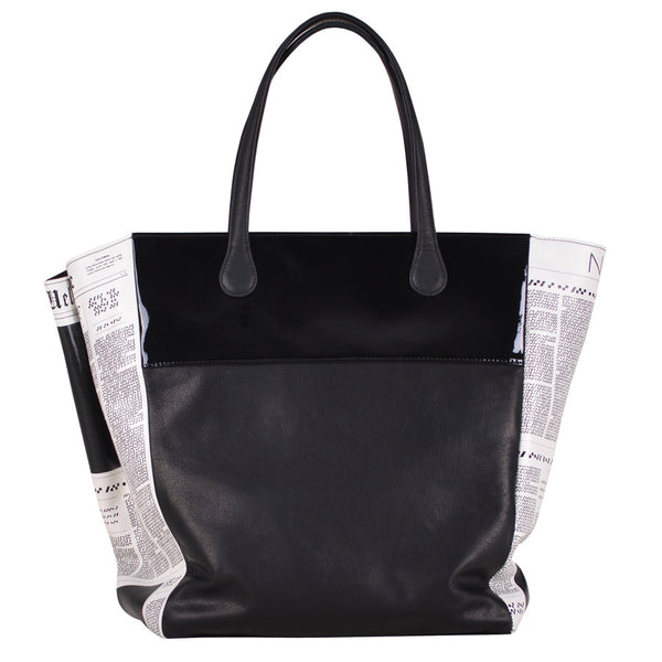 Newspaper Tote
