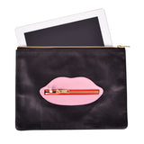 welcomecompanions Lips ipad pouch