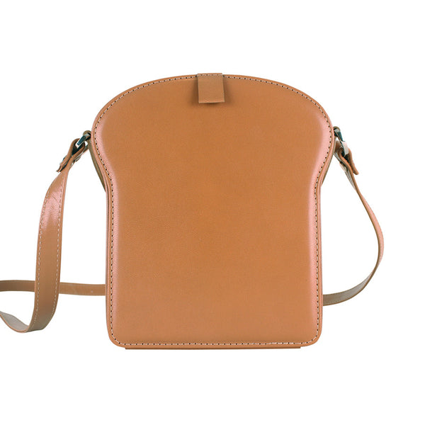 Welcomecompanions Cocktail Toast Cross Body Bag in Brown
