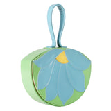 Flower Handbag (Light Blue)