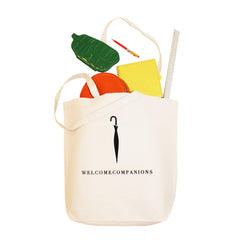 Welcomecompanions Umbrella Tote Bag
