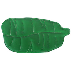 Welcomecompanions Big Leaf Wallet Green