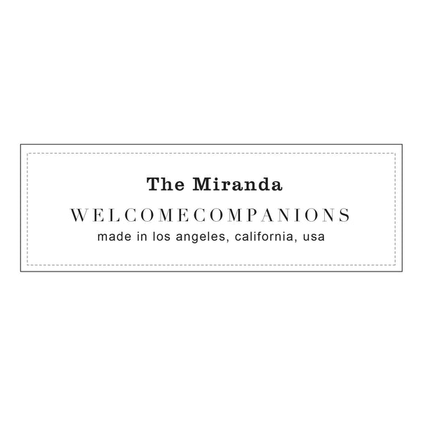 The Miranda, Limited Edition
