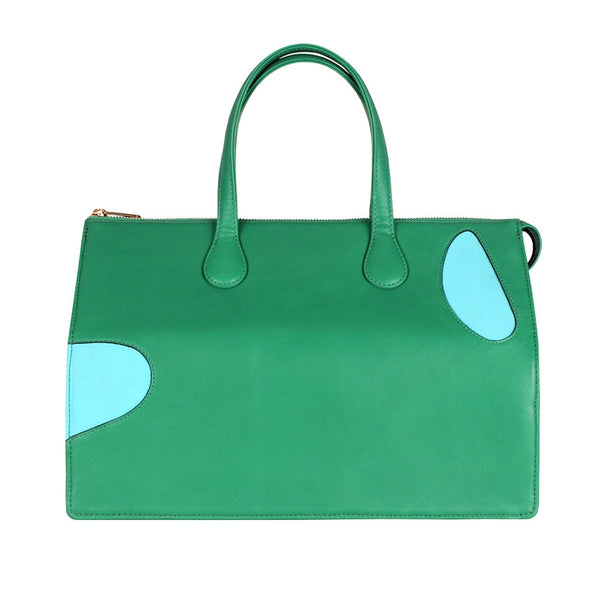 Welcomecompanions Classic Carrier Bag in Green