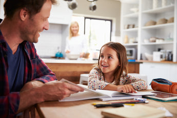 Organizational Systems at Home That Work for Kids