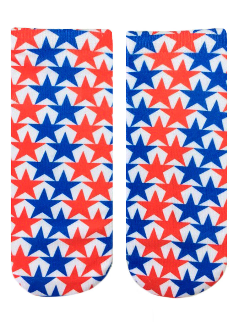 USA! Ankle Socks