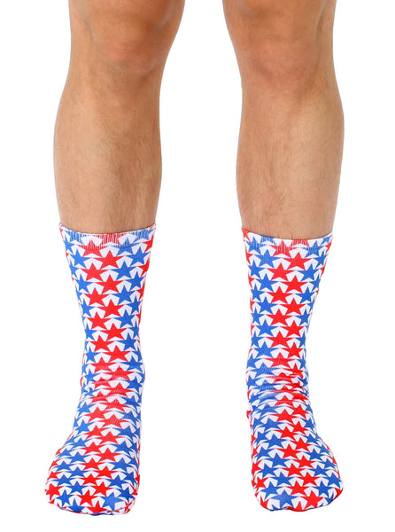 usa! Crew Socks