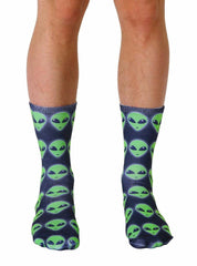 Alien Crew Socks