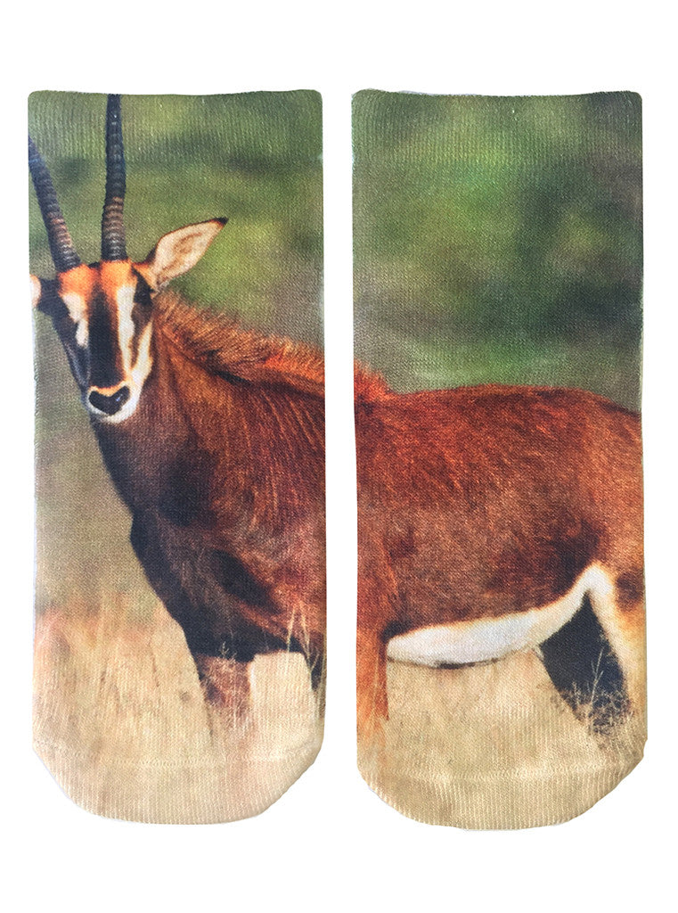 Antelope Ankle Socks
