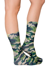 Army Crew Socks