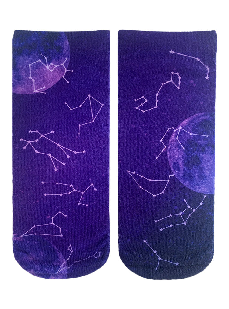 Astrology Ankle Socks