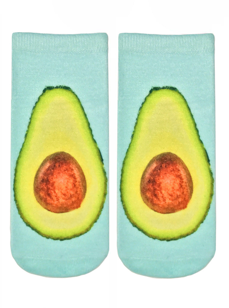 Avocado Ankle Socks
