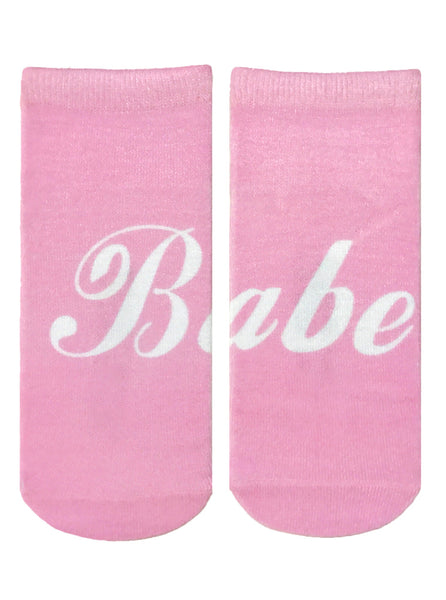 Babe Ankle Socks