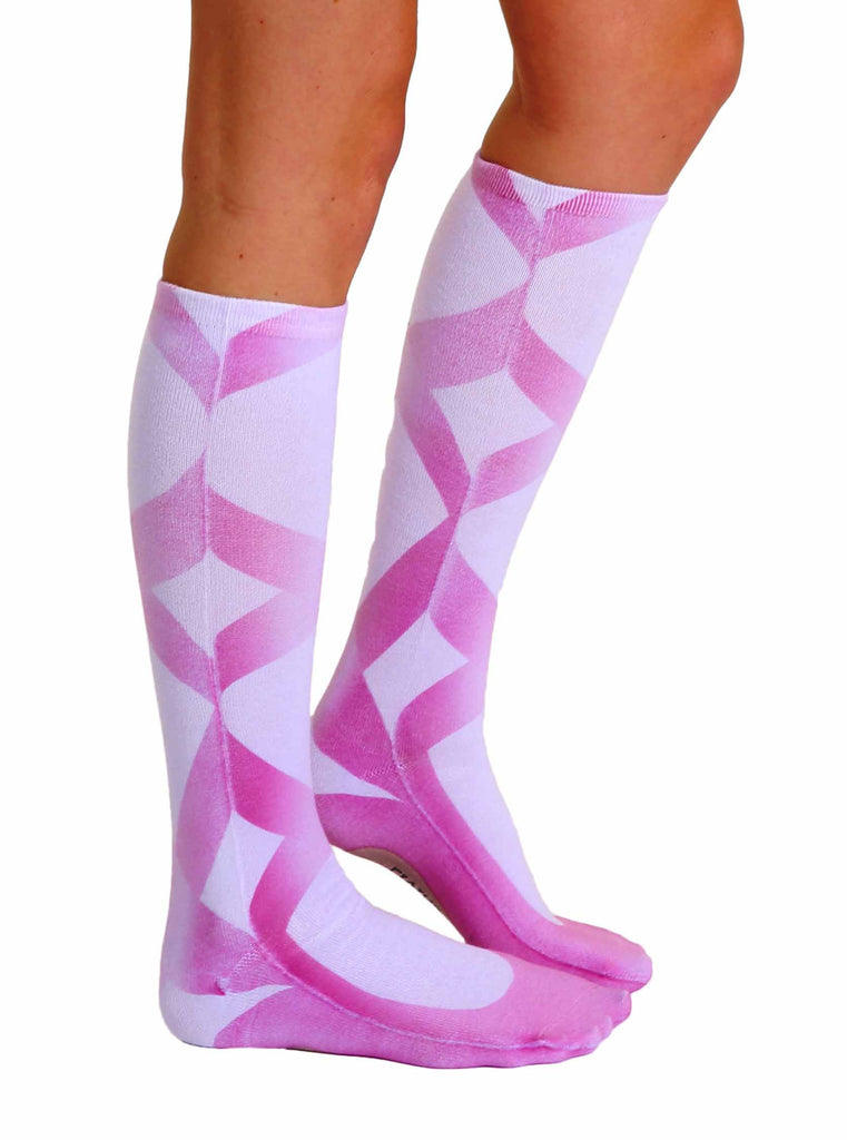 Ballerina Knee High Socks