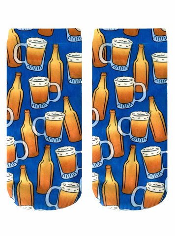 Beer Ankle Socks