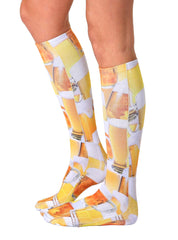 Beers For Everyone Knee High Socks