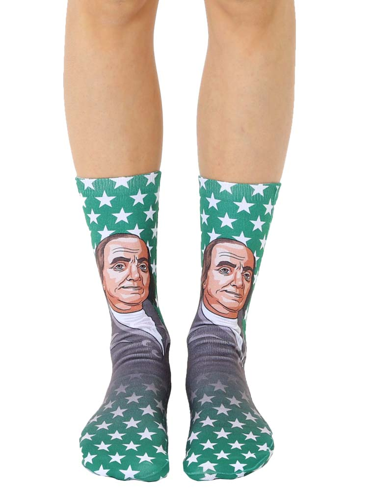 Ben Franklin Crew Socks