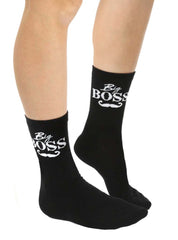 Boss Me And Mini Socks