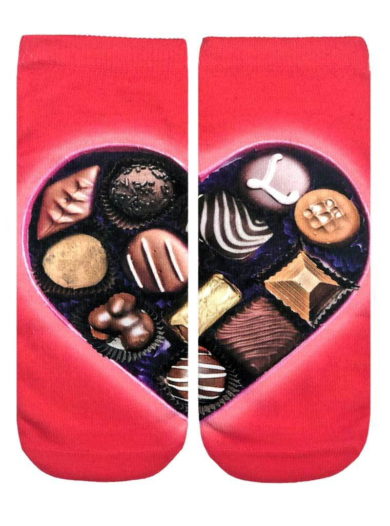 Box Of Chocolates Ankle Socks