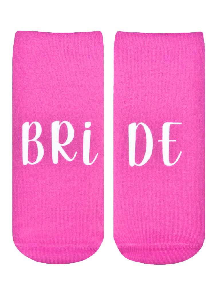 Bride Ankle Socks