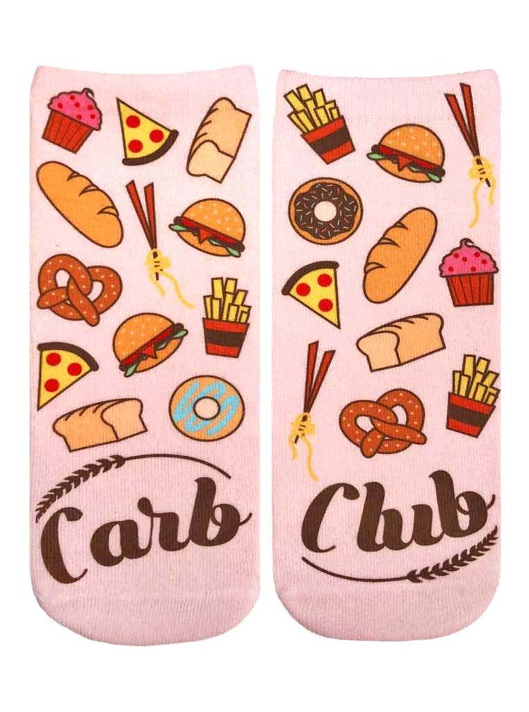Carb Club Ankle Socks