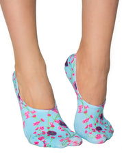 Cherry Blossoms Liner Socks
